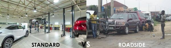 Standard-workshop-vs-roadside-workshop