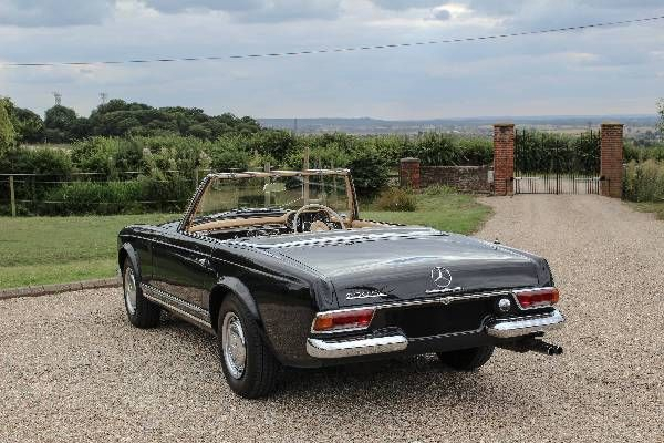 Mercedes-Benz-SL-250-convertible-rear