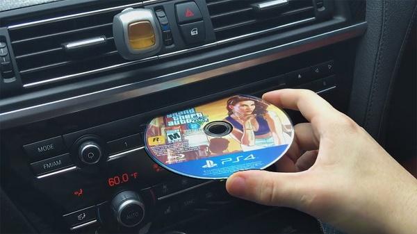 Car-CD-player
