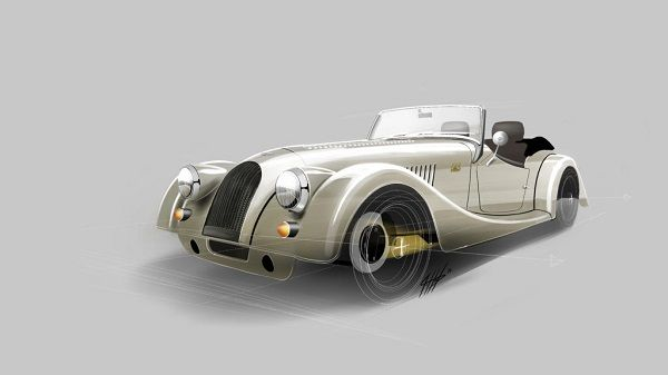 image-of-morgan-plus-4-70th-anniversary-edition-front-view