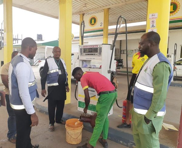 Kogi-DPR-seals-off-3-petrol-stations-and-2-cooking-gas-stations-for-cheating-customers