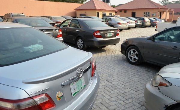 image-of-cars-recovered-from-89-yahoo-boys-in-ibadan