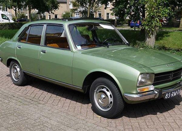 Peugeot-504-car