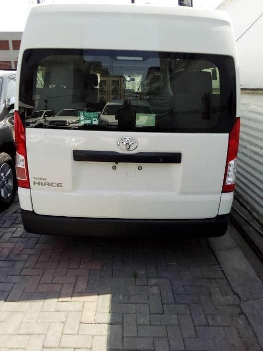 foreign used toyota hiace 2020 model white