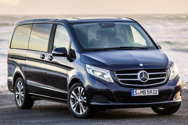 Mercedes -Benz -V-Class -MPV