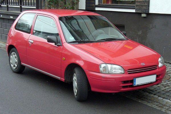 Toyota-starlet