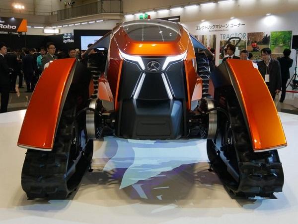 image-of-kubota-smart-x-tractor-unveiled