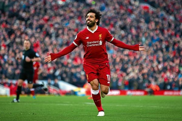 Mohamed-Salah-playing-for-Liverpool