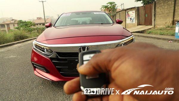 Honda-Accord-2018-with-remote-control