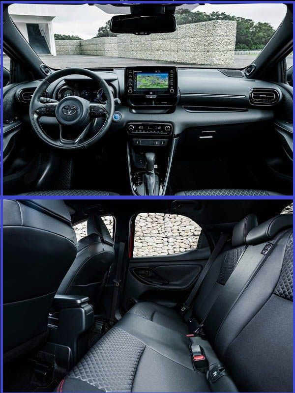 Interior-of-2021-Toyota-Yaris