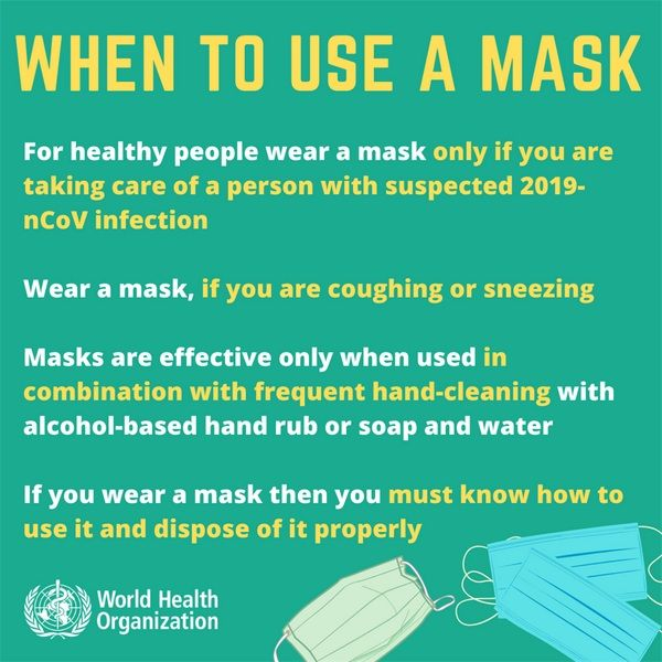 WHO-when-to-use-mask