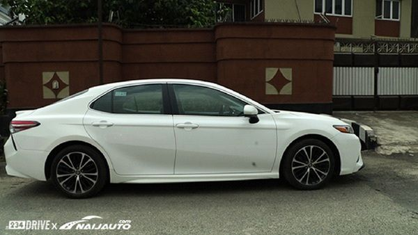 side-of-toyota-camry-2018