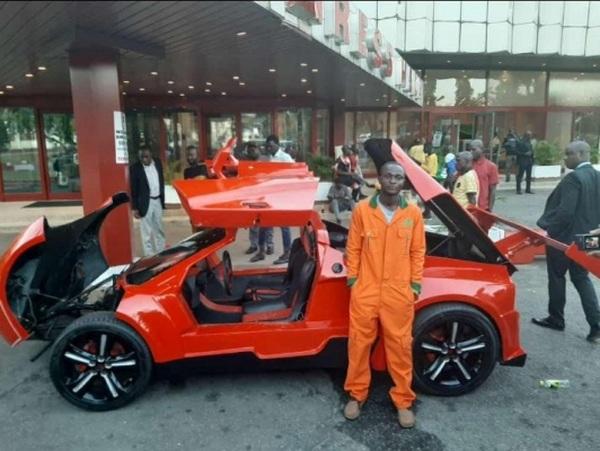 man-and-his-nigerian-made-car