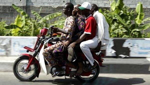 riding-bikes-on-nigerian-road
