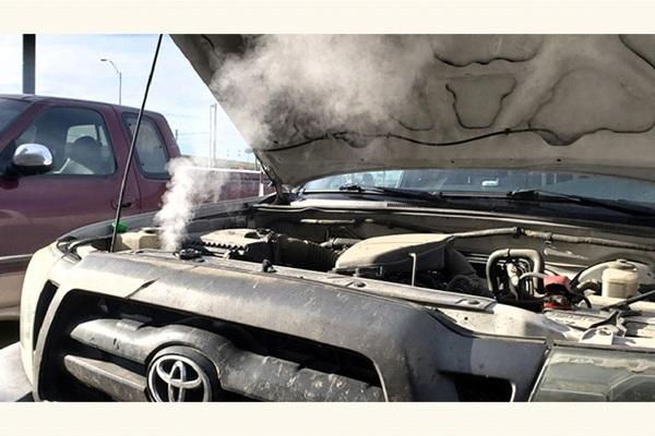 overheating-engine