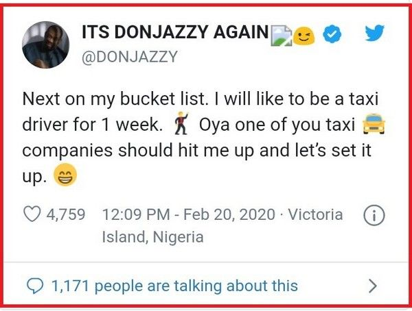 don-jazzy-tweet