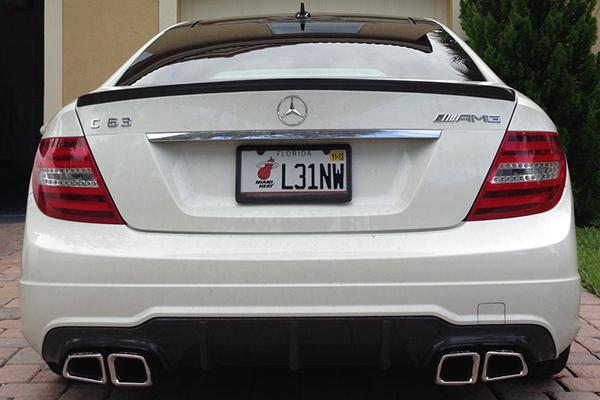 Rear-end-of-a-mercedes-Benz-AMG