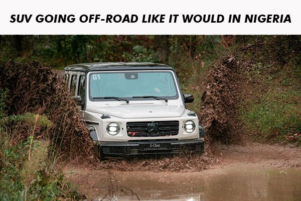 A-G-wagon-SUV-going-off-road