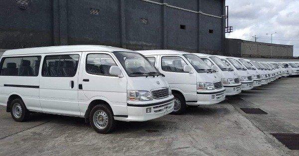 King-Long-minibuses