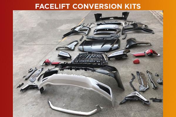 Conversion- kits-for-a-Lexus-facelift