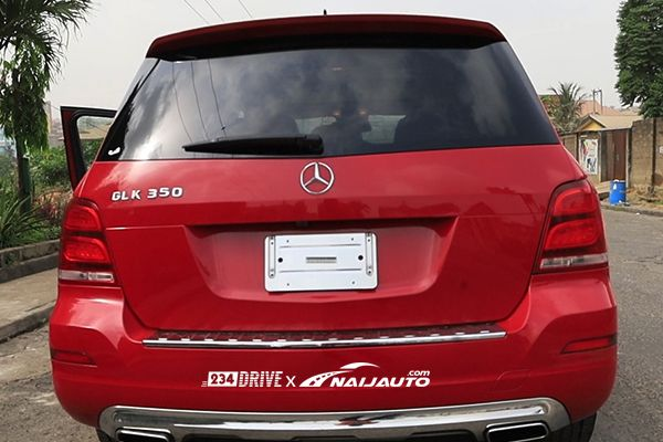 Mercedes-Benz-GLK-rear