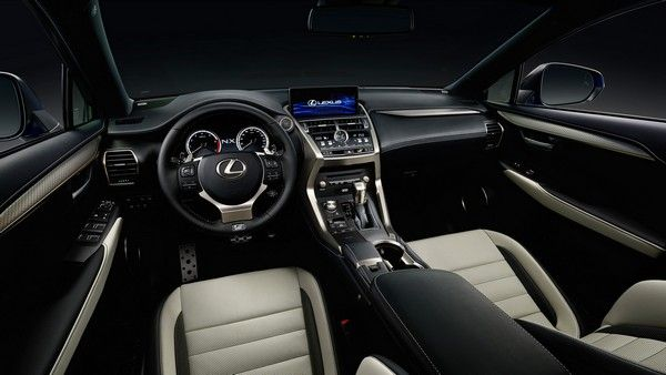 Lexus-Premium-Sport-Edition-NX-hybrid-SUV-interior