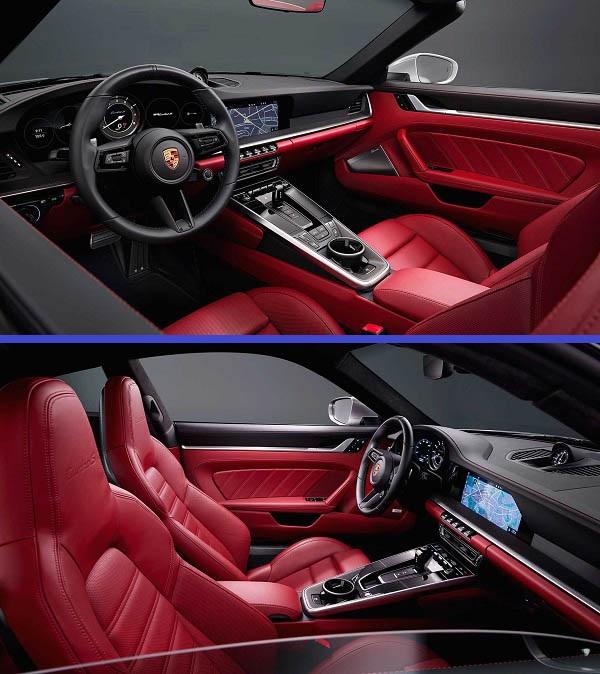 Interior-of-2021-Porsche-911-Turbo-S-Coupe