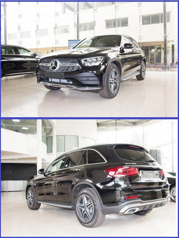 Mercedes-Benz-GLC-Facelift-SUV-enters-Nigerian-auto-market