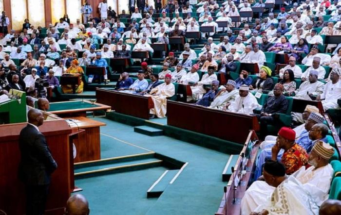 Nigerian-lawmakers