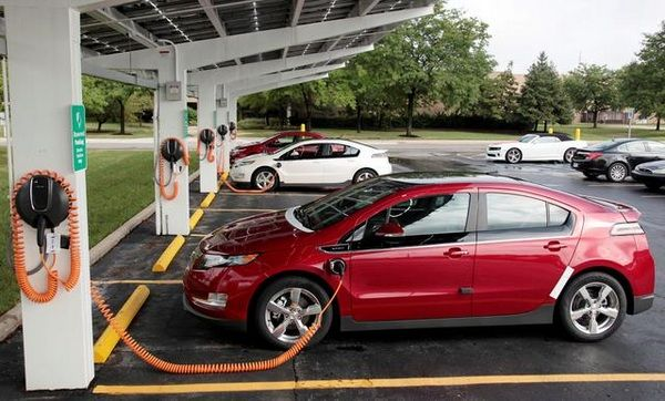 an-electric-car-recharged-at-a-station