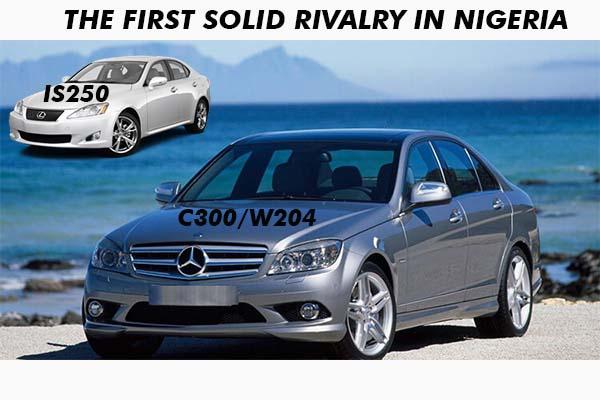 Mercedes-Benz-C300-Vs-Lexus-IS250
