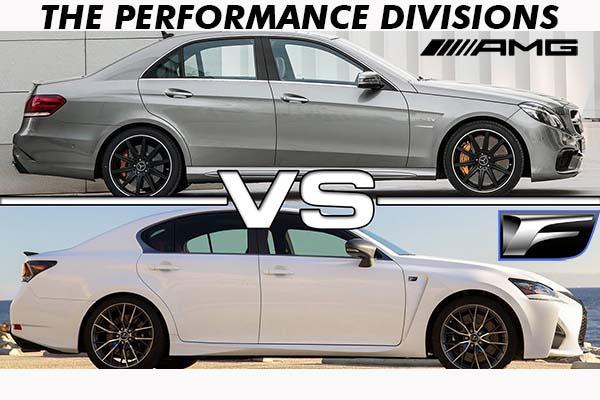 Lexus-gsf-vs-Benz-e-class-AMG