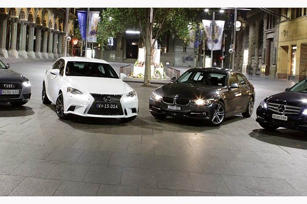 rivals-of-the-lexus-is-250