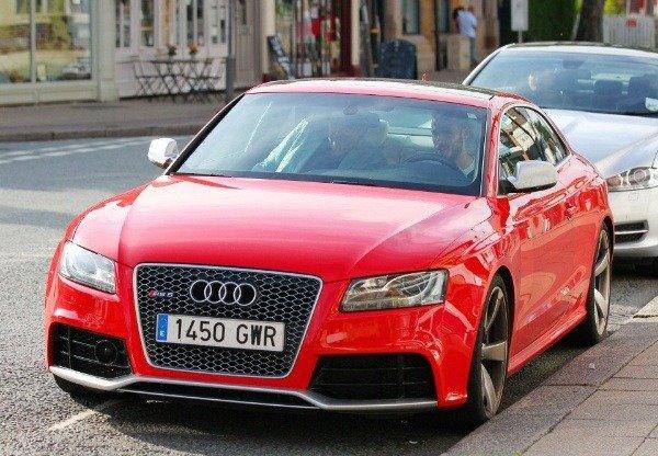 David-De-Gea-drives-an-Audi-RS5