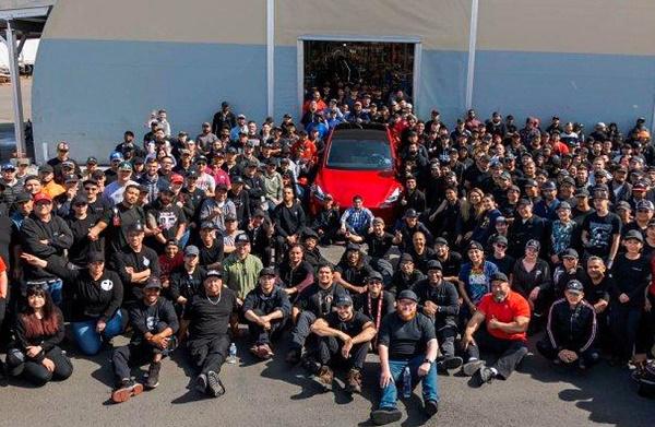 Tesla-team