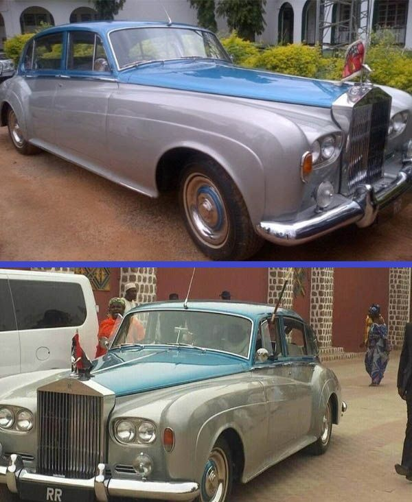 Emir-of-Kano-Rolls-Royce-Phantom-VI-luxury-car