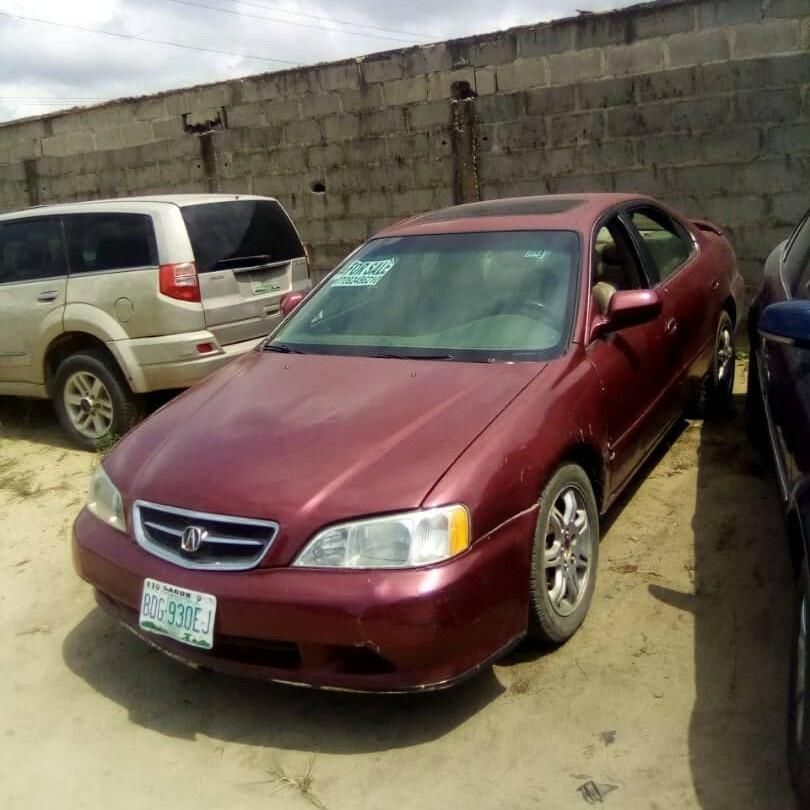 Super Clean Naija Used Acura TL 2003 For Sale