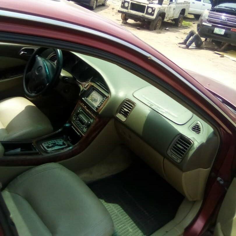 Super Clean Naija Used Acura TL 2003 For Sale