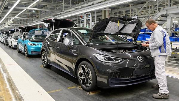 Volkswagen-plant
