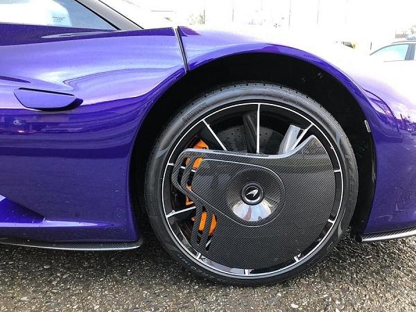 image-of-purple-mclaren-spedtail-front-wheel