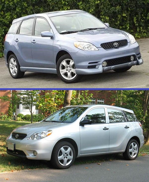 2003-and-2007-Toyota-Matrix-Hatchback