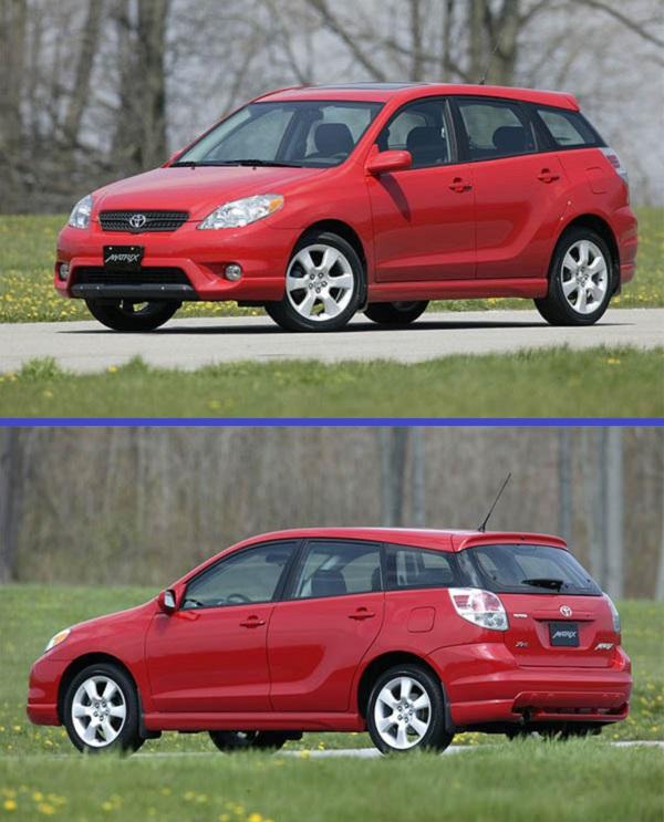 Toyota-Matrix-Hatchback