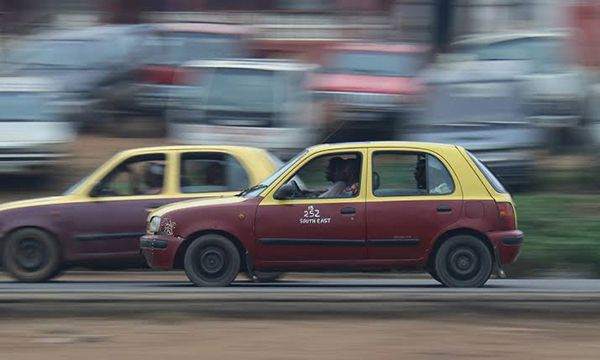 Popular-Ibadan-micra-being-used-as-a-cab