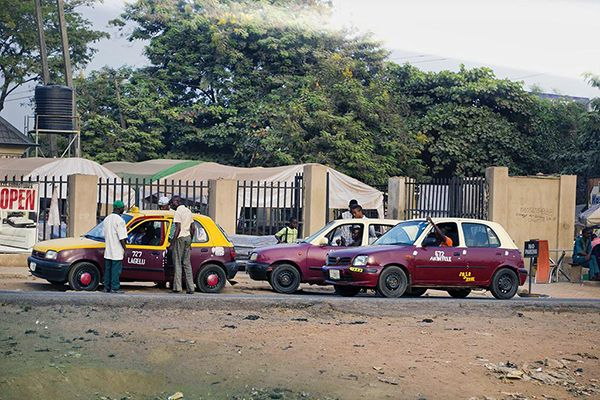 Nissan-Micra-gathered-in-Ibadan