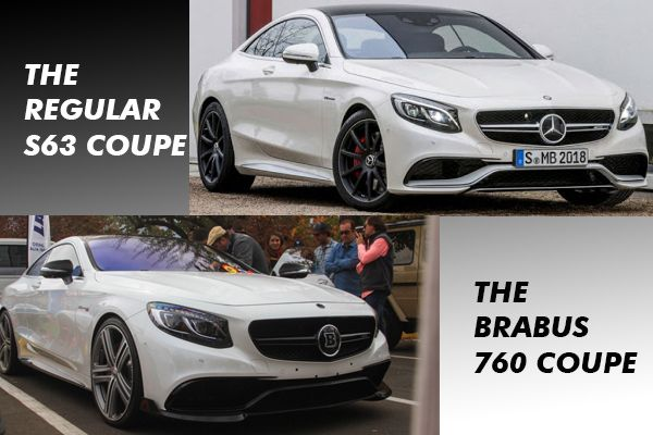 The-S63-AMG-Couoe-VS-Brabus-Coupe