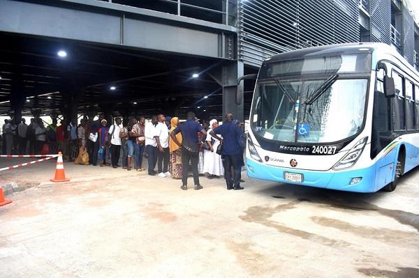 Lagos-BRT-buses