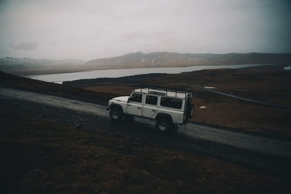 a-land-rover-car-on-the-mountain