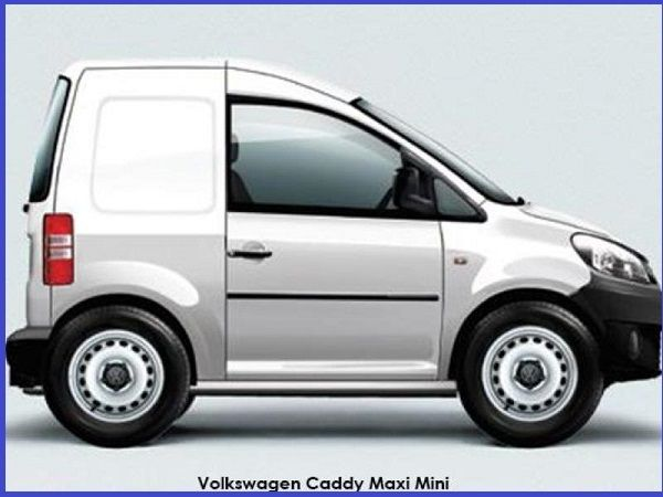 Volkswagen-Caddy Maxi-Mini-model-April-fool