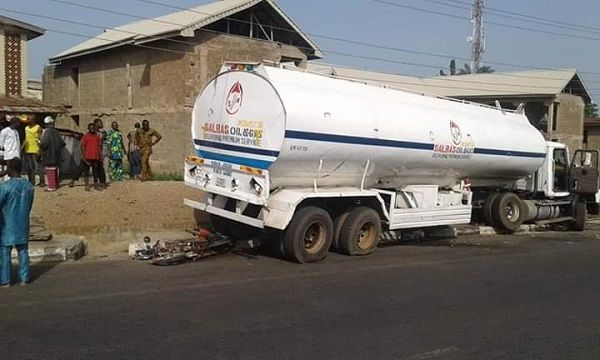 Truck-accident-Ogbomoso