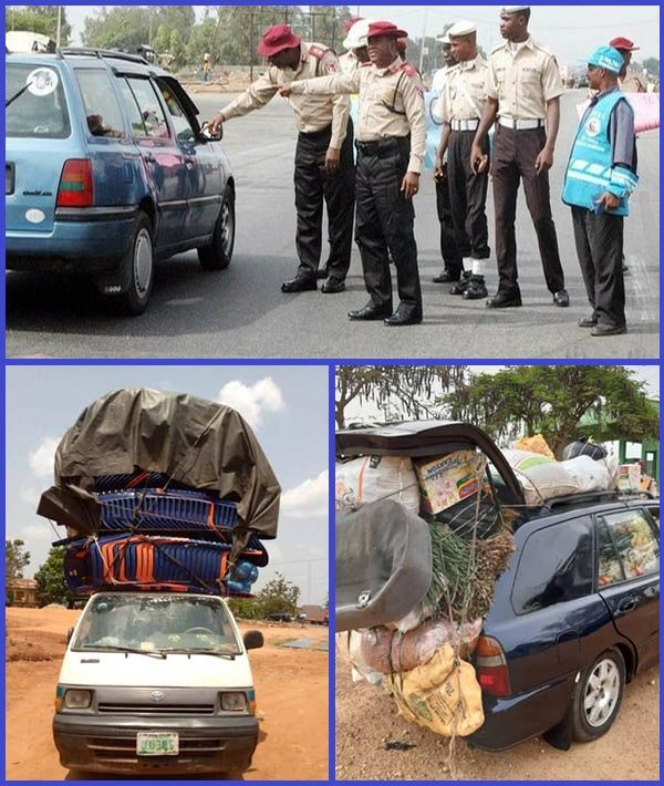 FRSC-arrests-drivers-for-overloading